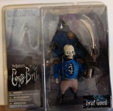 Tim Burton - La Sposa Cadavere: Action Figure Dwarf General (McFarlane Toys)