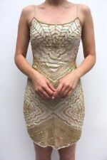 Petite Dresses Shift with Cold Shoulder