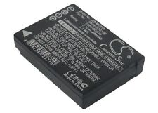 UK Battery for Panasonic Lumix DMC-TZ10 DMW-BCG10 DMW-BCG10E 3.7V RoHS