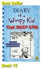 NEW Diary of a Wimpy Kid: The Deep End (Book 15) | Jeff Kinney | 9780241396643