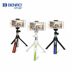Benro MK10 Selfie Stick with Bluetooth Remote Control for GoPro / iOS / Android