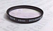 Hoya 49mm Skylight 1B Lens Filter Screw-in 49 mm Skylight1B Japan SKY-1B