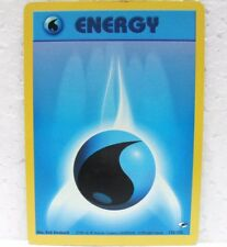 POKEMON GYM HEROES - WATER ENERGY - 132/132 Inglese-MINT/NEAR MINT