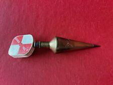 Gammon Reel with Brass Plumb Bob CST-18 oz.
