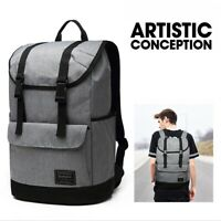 Backpack Laptop Bag Hiking Camping Rucksack Backpack Canvas School Casual Bag