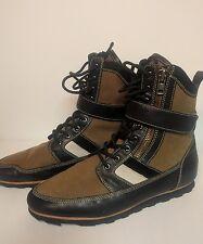 Creative Recreation Pilotto Fashion Sneaker Sz 10 (Army) Hi top Boot