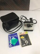 Vintage Polaroid Instant Land Camera Pronto! B with Bag SX-70 Film