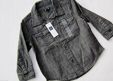 GAP Boys' Long Sleeve Sleeve Formal T-Shirts, Tops & Shirts (2-16 Years)