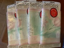 New ListingSun worthy Self Stick Borders Removable Wallpaper Borders Tulips 4 packs
