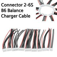 5Pcs JST XH 2/3s 4s 5s 6s Battery Balance Charger Plug Line/Wire/Connector Cable