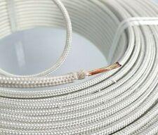 Hitzefeste Kabel hitzebeständige Leitung bis 400° C Ofen Herd Silikon SIHF 5.0 m