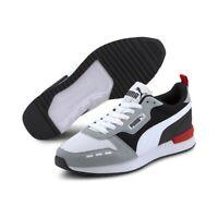 Puma R78 Sneaker Uomo 373117 23 Quarry Puma White Puma Black