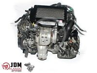 04-07 TOYOTA CALDINA ST246 4 CYLINDER TURBO ENGINE LOOM & ECU JDM 5TH GEN 3S-GTE