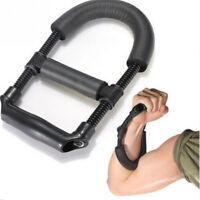 Hand Wrist Forearm Grip Strength Exerciser Power Training Arm Gripper Gym