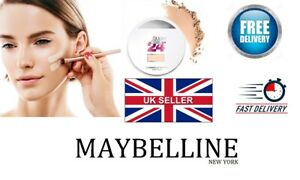 Beauty Maybelline Superstay 24h Make Up Waterproof Powder // 2 shades