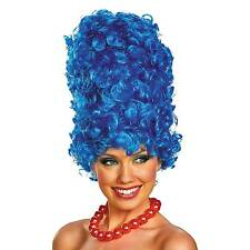 Disguise 217225 The Simpsons Marge Deluxe Glam Adult Wig One Size