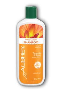 AUBREY White Camellia Shampoo with Argan & Olive Oils 11 fl oz