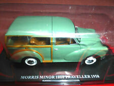 Morris Minor Traveller Large PVC Heavy Duty Work Shop Bannière Garage