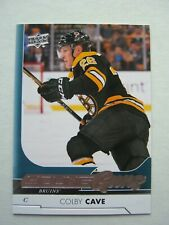 2017-18 Upper Deck Update Young Guns Colby Cave #516