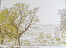 BELTRAND CAMILLE, Gravure sur  bois originale.