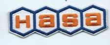 HASA business advertising patch 1-1/4 X 3-5/8 #1590