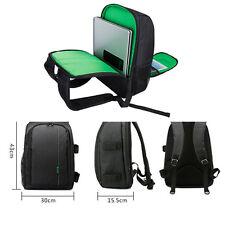 Waterproof Large Camera Backpack Shoulder Bag Case For Canon Nikon Sony DSLR HOT