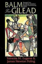 Balm for Gilead : Pastoral Care for African American Families Experiencing...