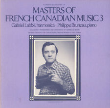 Gabriel Labbe - Masters of French Canadian Music, Vol.3 [New CD]