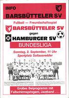 02.09.1990 Barsbütteler SV - Hamburger SV