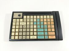 Tec Pkbst-50 Programmable Pos Keyboard, Used