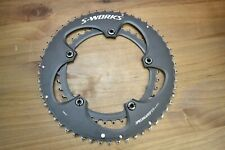 Specialized S-works Chainrings 53/39 130bcd 5-bolt 10/11 Speed Bolts Included
