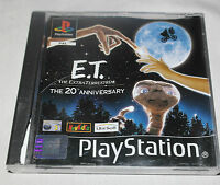 PS1/PS2 Sony Playstation Game ET the Extra-Terrestrial (PSone)