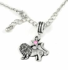 Leo Necklace  Zodiac  astrology  Lion Charm   astrological  Best gift jewelry