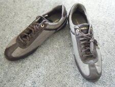 DIESEL mens tartan casual sneakers sz.9 brand new