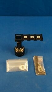 Renishaw SCR200 OEM Rack for Video Measuring Machine Tested  90 Day Warranty