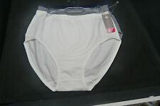 NOUVELLE SEAMLESS PANTIES 1 navy 1 WHITE.1 grey...3  BRIEF PANTIES SMALL