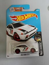 HOT WHEELS 1985 HONDA CR-X 85/250