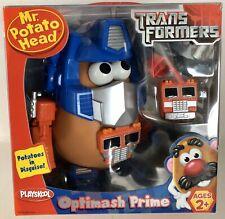 Playskool Mr. Potato Head Transformers Optimus OPTIMASH PRIME New in Box