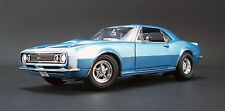 1967 NICKEY CAMARO 427 SS MARINA BLUE 1:18 ACME NHRA DRAG CAR CHEVY GMP A1805706