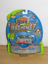 Mighty Beanz Machinez. Vehicle and an Exclusive beanz. New on Card 2011
