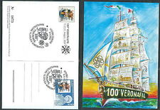 2003 ITALIA CARTOLINA FDC VERONAFIL - DA4
