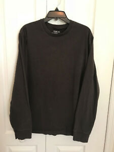 Old Navy Mens faded brown Long Sleeve T shirt Size XXL