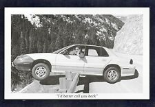""""""" I'd Better Call You Back """" Uncirculated Comic Post Card."""
