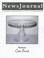Early American Pattern Glass Society NewsJournal 8-4