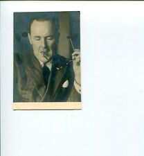 Richard Gray Early Radio Merry-Go-Round Signed Autograph Photo