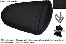 BLACK CUSTOM FITS SUZUKI GSXR 1000 05-06 K5 K6 REAR PILLION SEAT COVER