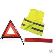 KIT DE SECURITE TRIANGLE + GILET AUX NORMES NF