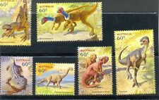 Australia-Dinosaurs-new issue 2013 mnh set of 6