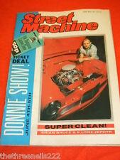 STREET MACHINE - 5 LITRE ZEPHYR - JUNE 1988