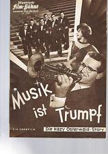 IFB Nr. 5825 Musik ist Trumpf  ( Hazy Osterwald )
